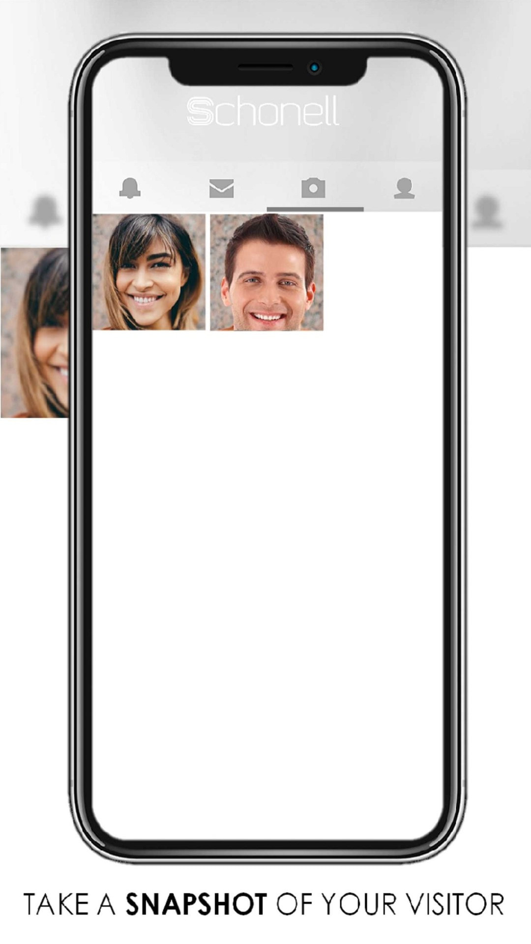 Schonell App: Log in Page | Video Calls