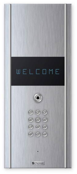 Schonell Interphone V1100 Audio Intercom system | Residential | Commercial | Indistrial Applications