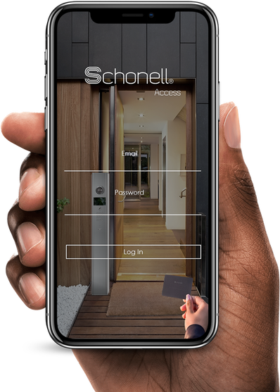 Schonell Access Control | Smart Access | Building Access | Wireless