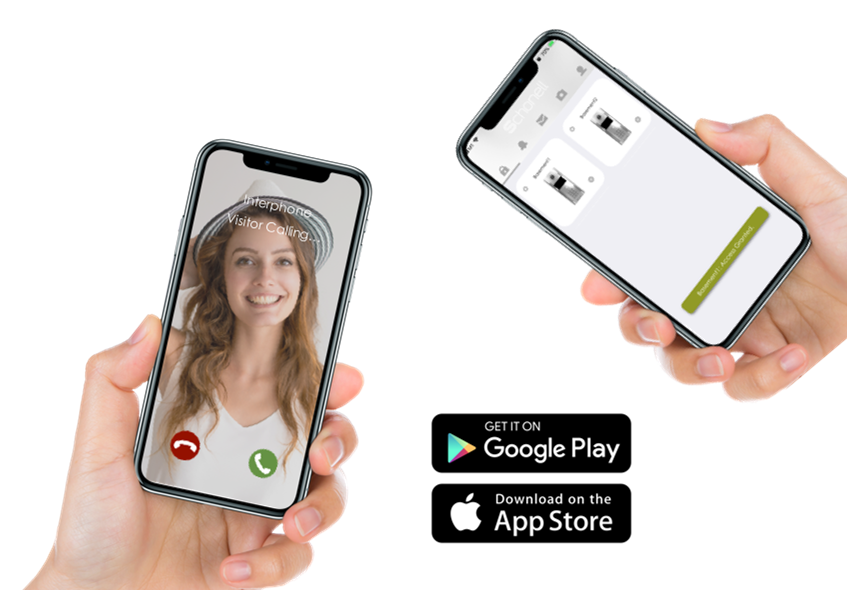 Schonell App | Interphone 2 App | HD Video calls