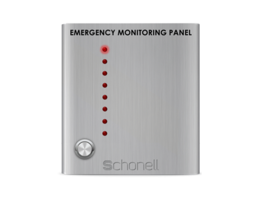 Emergency Control Monitoring Panel