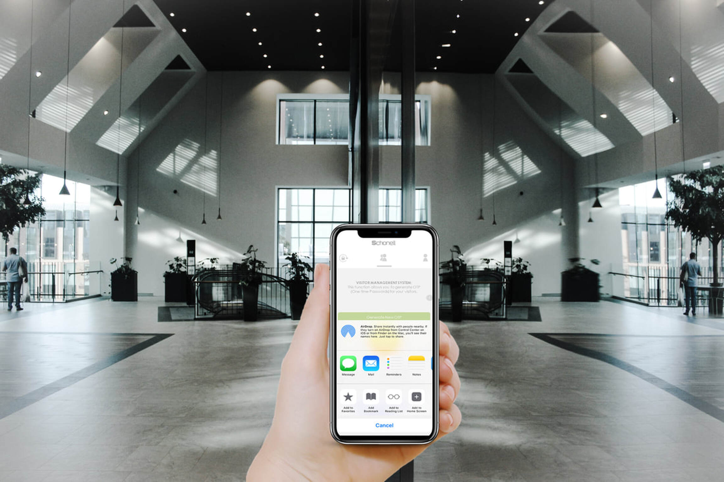 Visitor Management System | App | Access Control | Automated Security